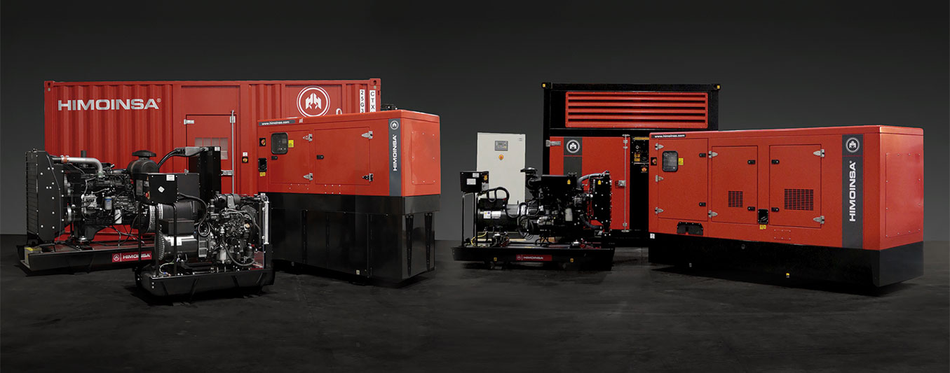 Himoinsa generators