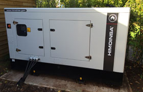 New generator for The Pig Hotel in Bath, Somerset