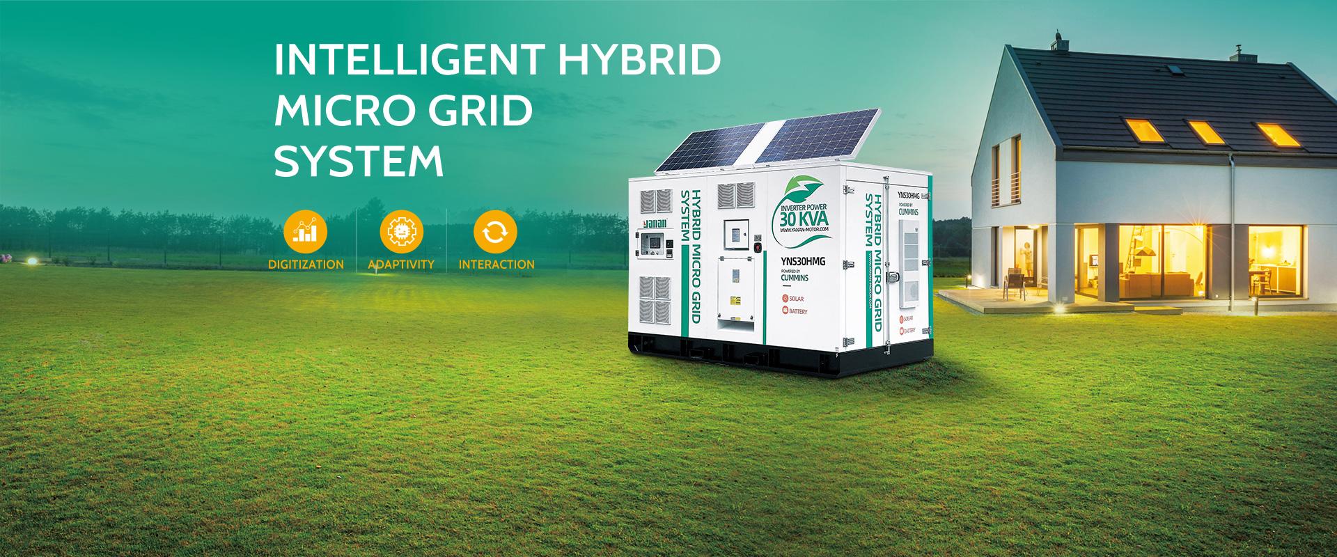 hybrid generator hire dorset